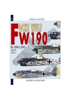 FOCKE WULF FW190 DE 1940 A 1945