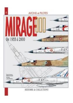 MIRAGE III DE 1955 A 2000