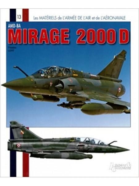MIRAGE 2000 D - Livre