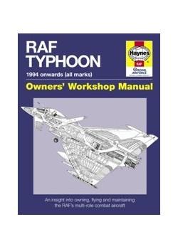 RAF TYPHOON - OWNERS WORKSHOP MANUAL