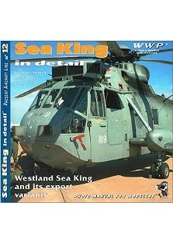 WESTLAND SEA KING IN DETAIL - WWP - Livre