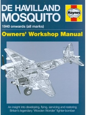 DE HAVILLAND MOSQUITO - OWNER'S SERVICE MANUAL