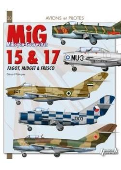 MIG 15 & 17 FAGOT MIDGET & FRESCO