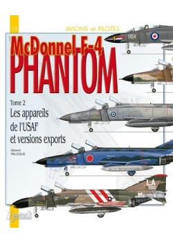 MC DONNELL F-4 PHANTOM -TOME2