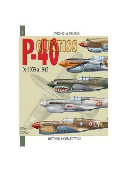 CURTISS P-40 1939-1945