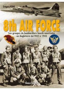 LA 8TH AIR FORCE