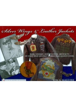 SILVER WINGS & LEATHER JACKETS : ...