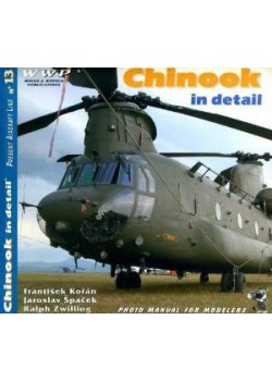 CHINOOK IN DETAIL - WWP - Livre