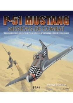 P-51 MUSTANG MISSION DE COMBAT