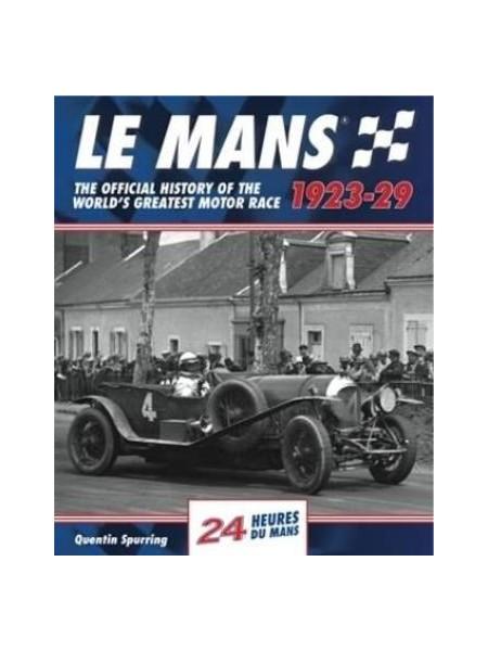 LE MANS 24 HOURS 1923-29