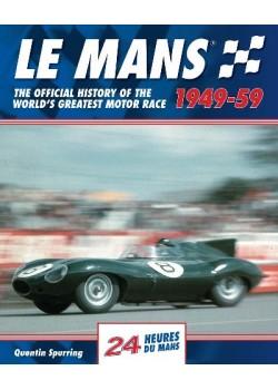 LE MANS 24 HOURS 1949-1959