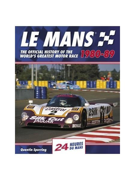 LE MANS 24 HOURS 1980-1989