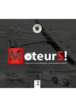 MOTEURS ! CATALOGUE DU MUSEE NATIONAL DU SPORT