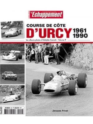 COURSE DE CÔTE D'URCY 1961 1990