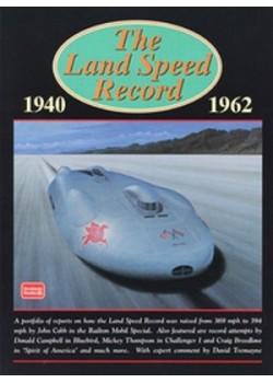 LAND SPEED RECORD 1940-1962