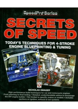 SECRETS OF SPEED - ... 4-STROKE