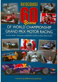 AUTOCOURSE 60 YEARS OF WORLD CHAMPIONSHIP GP MOTOR RACING