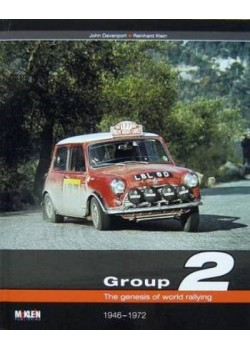 GROUP 2 THE GENESIS OF WORLD RALLYING 1946-1972