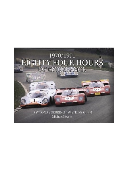 1970/1971 EIGHTY FOUR HOURS OF ENDURANCE