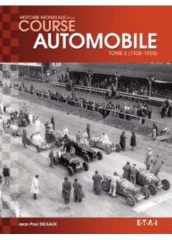 HISTOIRE MONDIALE DE LA COURSE AUTOMOBILE T3