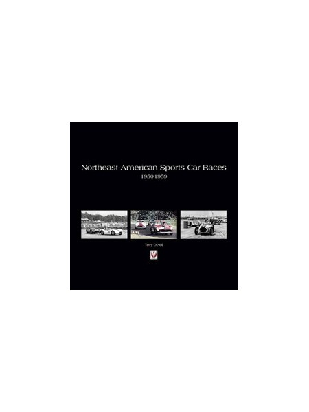 NORTHEAST AMERICAN SPORTS CAR RACES 1950-1959