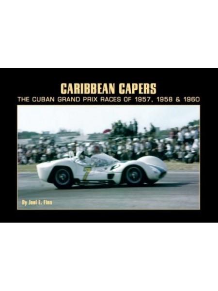 CARIBBEAN CAPPERS- CUBAN GRAND PRIX 57-58-60