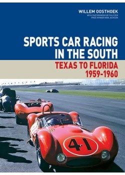 SPORTS CAR RACING IN THE SOUTH - TEXAS TO FLORIDA - 1959-1960