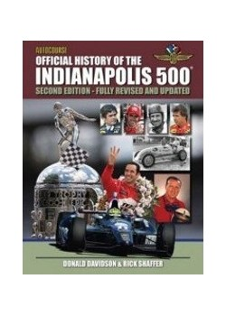 OFFICIAL HISTORY OF THE INDIANAPOLIS 500