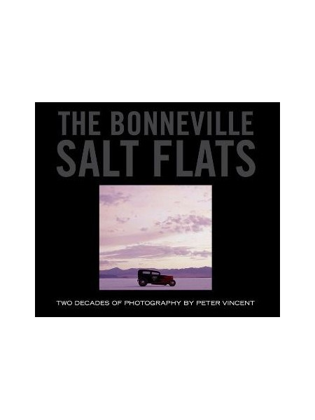 BONNEVILLE SALT FLATS : TWO DECADES