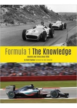 FORMULA 1 THE KNOWLEDGE BOOK
