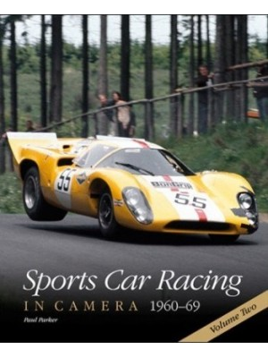 SPORTS CAR RACING IN CAMERA 1960-69 VOL.2