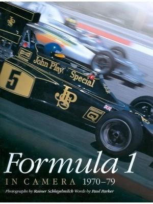 FORMULA 1 IN CAMERA 1970-79