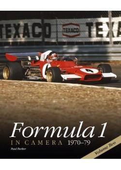 FORMULA 1 IN CAMERA 1970-79 VOLUME 2