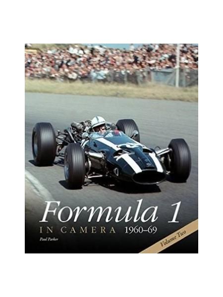 FORMULA 1 IN CAMERA 1960-69 - VOLUME 2