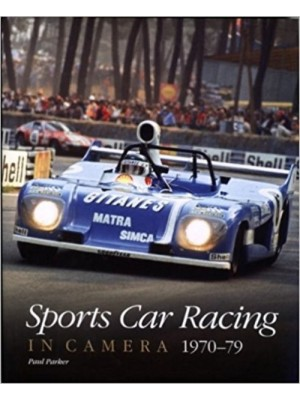 SPORTS CAR RACING IN CAMERA 1970/79