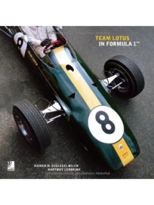 TEAM LOTUS IN FORMULA 1 - 2CD'S