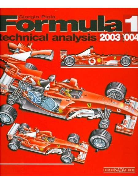 FORMULA 1 TECH. ANALYSIS 2003 2004 (ANGLAIS)