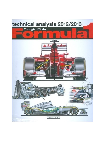 FORMULA 1 TECHNICAL ANALYSIS 2012-13