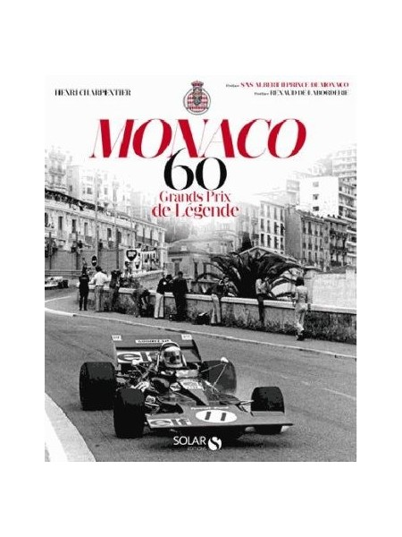 MONACO 60 GRANDS PRIX DE LEGENDE
