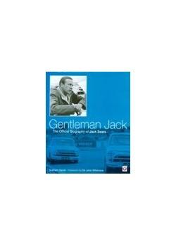 GENTLEMAN JACK - OFFICIAL BIOGRAPHY OF JACK SEARS