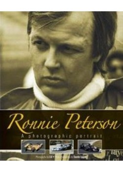 RONNIE PETERSON PHOTO PORTRAIT