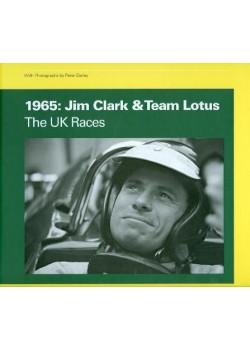 1965 : JIM CLARK & TEAM LOTUS, THE UK RACES