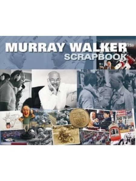 MURRAY WALKER SCRAPBOOK