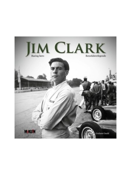 JIM CLARK - RACING HERO