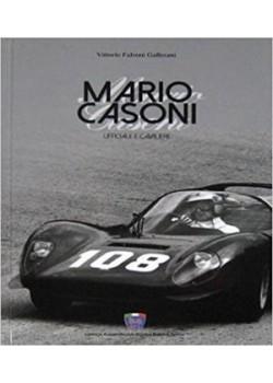 MARIO CASONI UFFICIALE E CAVALIERE