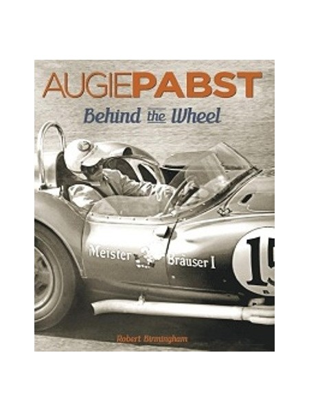 AUGIE PABST BEHIND THE WHEEL