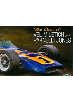 THE CARS OF VEL MILETICH AND PARNELLI JONES