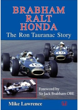 BRABHAM RALT HONDA - THE RON TAURANAC STORY