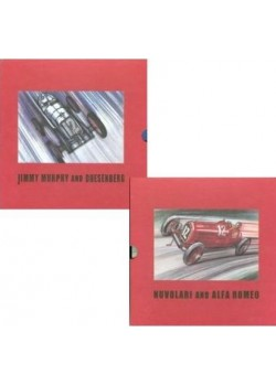 NUVOLARI & ALFA ROMEO-JIMMY MURPHY & DUESENBERG BOX SET