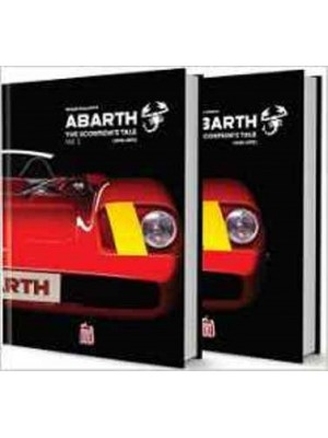 ABARTH : THE SCOPION'S TALE (1949-1972)